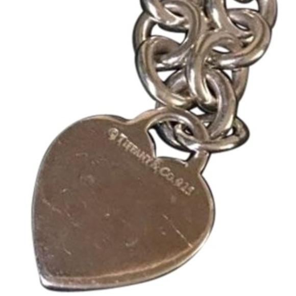 Tiffany & Co. Jewelry - TIFFANY & Co. Silver Chain Necklace